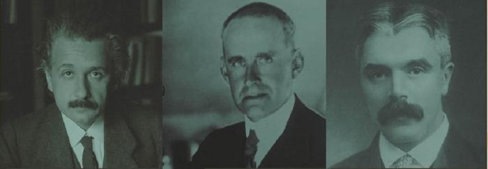 Einstein, Eddington i Dyson