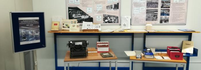 De Seminari de Química a CRAI-Biblioteca de Física i Química: Un passeig per la història de la teva biblioteca 1937-2020