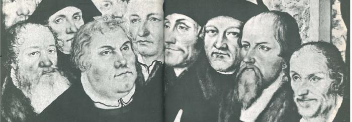 08. Los Reformadores de Wittenberg