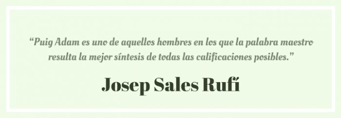 Cita Josep Sales