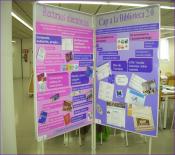 Del paper al bit: exposició de recursos i serveis electrònics i digitals a la biblioteca