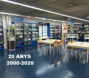 De Seminari de Química a CRAI Biblioteca de Física i Química: Un passeig per la història de la teva biblioteca 1937-2020