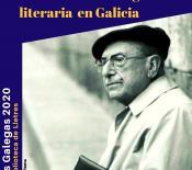 Rama Moncho. Ricardo Carvalho Calero. [Fotografía] Santiago de Compostela, 1987. <https://bit.ly/3gMs5Yh> Copyright: Rama Moncho