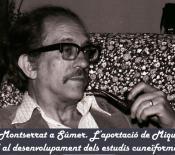 Miquel Civil Desveus (Sabadell, 7/05/1926 – Chicago, 13/01/2019)