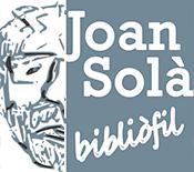 Joan Solà, bibliòfil