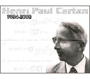 Henri Paul Cartan (1904-2008)